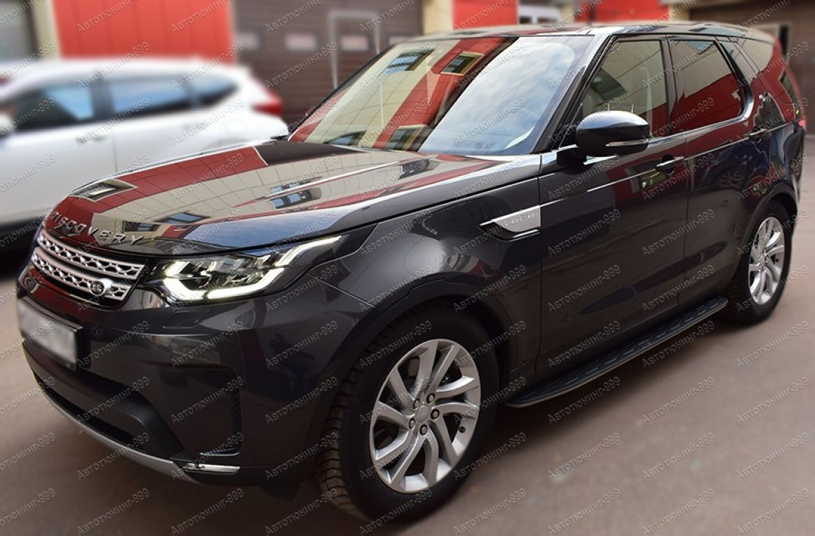 Пороги Land Rover Discovery 5